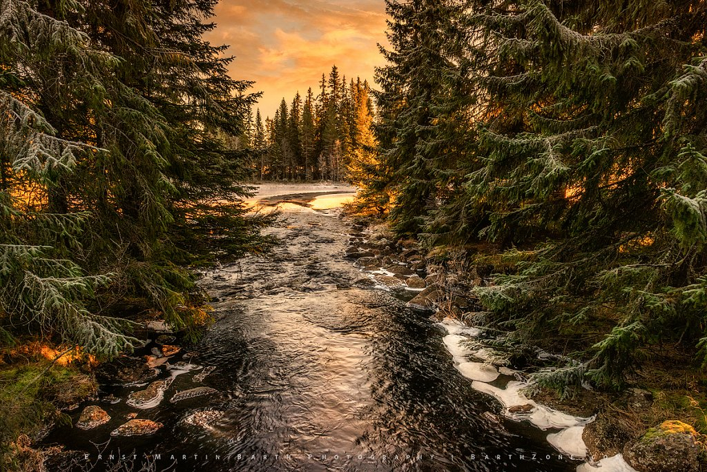 Sunset brook